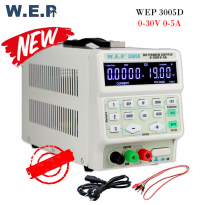 WEP Digital Program-Controlled Switching Power Supply