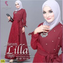 Dress Muslimah Lilla maxy MC 366