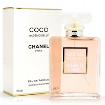 PARFUM Coco Chanel Mademoiselle 100ML - FOR WOMAN - IMPORT SINGAPORE