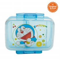 Doraemon Fruit Lunch Box Blue 550ML Type A