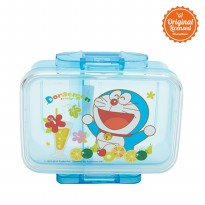 Doraemon Fruit Lunch Box Blue 550ML Type B