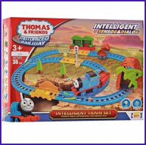 THOMAS INTELLIGENT SENSOR & DIALOG TRAIN SET 30 PCS