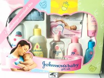 BABY GIFT SET  JOHNSHONS BABY  KADO LAHIRAN NEW BORN BABY SET