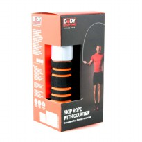 BODY SCULPTURE Skip Rope With Counter - Tali Skipping