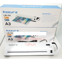 Mesin Laminating Kozure LM white