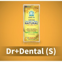 Dental Clear Natural - Box - powder