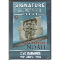 NOAH - SINGS LEGENDS DVD KARAOKE BARU SEALED PETERPAN