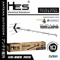 Antena Outdoor HES HS Analaog digital BONUS kabel