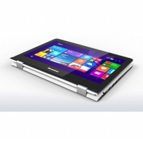 LENOVO Yoga 300-11-N3050 White (DualCore N3050/4GB/500GB/11.6'/Touch/Win10) New