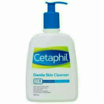 CETAPHIL 500ML GENTLE SKIN CLEANSER