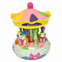 Mainan Anak Merry Go Rounds Paradise Wonderland