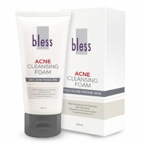Bless Acne Cleansing Foam 100ml