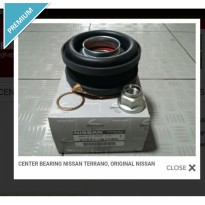 Center Bearing Nissan Terrano Ori