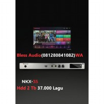 Bless Audio - Nakamichi Nkx 35 Hdd 2 tb Player Karaoke