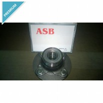 Hub Wheel Bearing Hub 254-20 Asb (Rear Wheel Suzuki Aerio/Baleno)