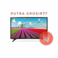 (Ready) LG LED TV 32 INCH - 32LJ500D / 32Lj500 + Harga Distributor