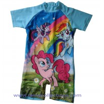 Baju Renang Karakter My Little Pony BRDP-K010JR