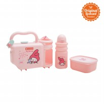 My Melody School Box Pink Style A