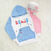 ABCD Sweater Hoodie