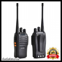Baofeng Walkie Talkie Single Band 5W 16CH UHF BF-666S HT OLA-087