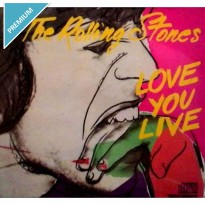 Cd The Rolling Stones Love You Live 2Cds (1977)