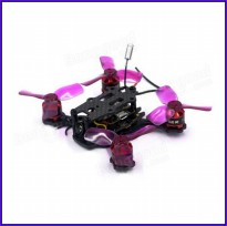 X2 ELF 88mm Micro Brushless FPV Racing Frame Kit Carbon Fiber