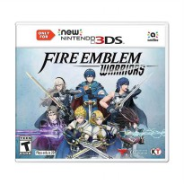 Nintendo 3DS Fire Emblem Warriors DVD Game