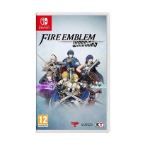 Nintendo Switch Fire Emblem Warriors DVD Game