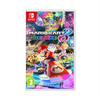 Nintendo Switch Game - Mario Kart 8 Deluxe DVD Game