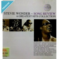 Cd Stevie Wonder A Greatest Hits Collection 1996