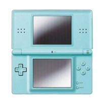 Nintendo Portable NDS Lite - LIGHT BLUE