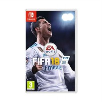 Nintendo Switch FIFA 18 DVD Games