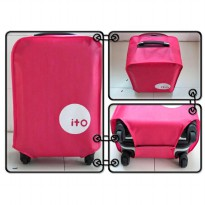 Luggage Cover / Cover Pelindung Koper ITO 20