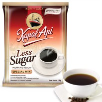 Kopi Kapal Api Special Mix Less Sugar 19 Gr - Isi 20 Sachet - Coffee