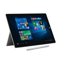 Produk Microsoft Surface Pro 4 Notebook - Silver [2in1/12'/Core i7/8GB/256 GB]