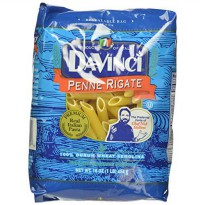 [macyskorea] DaVinci Pasta Short Cuts, Penne Rigate, 16 Ounce Bags (Pack of 12)/8887653