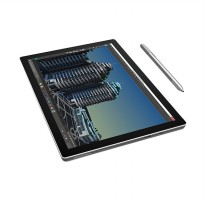 Produk Microsoft Surface Pro 4 Notebook - Silver [2in1/12 Inch/Core i5/4GB/128 GB]