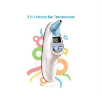 3 In 1 Infrared Thermometer Little Giant/Termometer Infrared Anak Little Giant