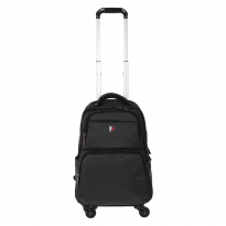 Polo Classic Backpack Trolley 1918-19 inch - Black