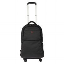 Polo Classic Backpack Trolley 1918-21 inch - Black