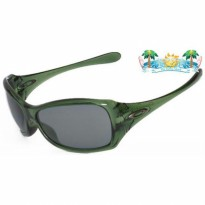 original sunglass oakley grapevine bottle green grey polaroized