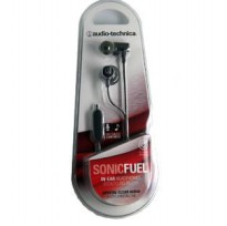 Audio Technica SonicFuel™ In-ear Headphones CLR100is - Hitam