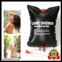 Tas Kemping Air Camp Shower Bag 20 Litres Murah OLA-232