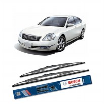 Bosch Sepasang Wiper Kaca Mobil Nissan Teana  J31 (2008-on) Advantage 24
