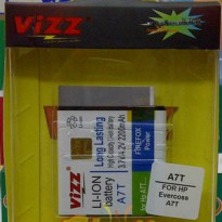 Baterai VIZZ For Evercoss A7T 2200mAh Double Power / Evercross