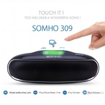 SOMHO S309 MINI BLUETOOTH SPEAKER BIG BASS