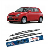 Bosch Sepasang Wiper Kaca Mobil Suzuki Swift (2008-on) Advantage 21' & 18' - 2 Buah/Set