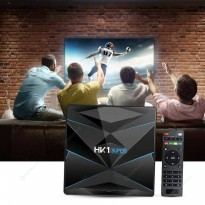 HK1 SUPER Android Tv Box OS 9 Pie Bluetooth