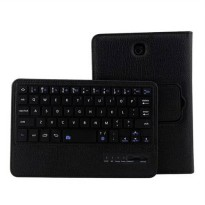 [globalbuy] Wireless Bluetooth Keyboard PU Leather stand Cover Case For Samsung Galaxy Tab/3763059