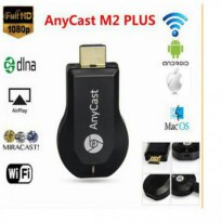 Anycast M2 Plus DLNA AirPlay Miracast Wifi To HDMI Display Dongle / HDMI WIRELESS